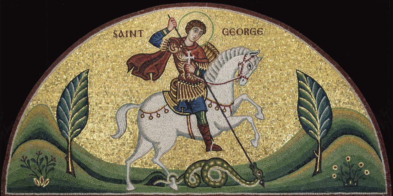 saint george art