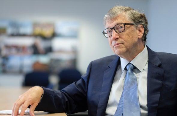 Bill Gates africa