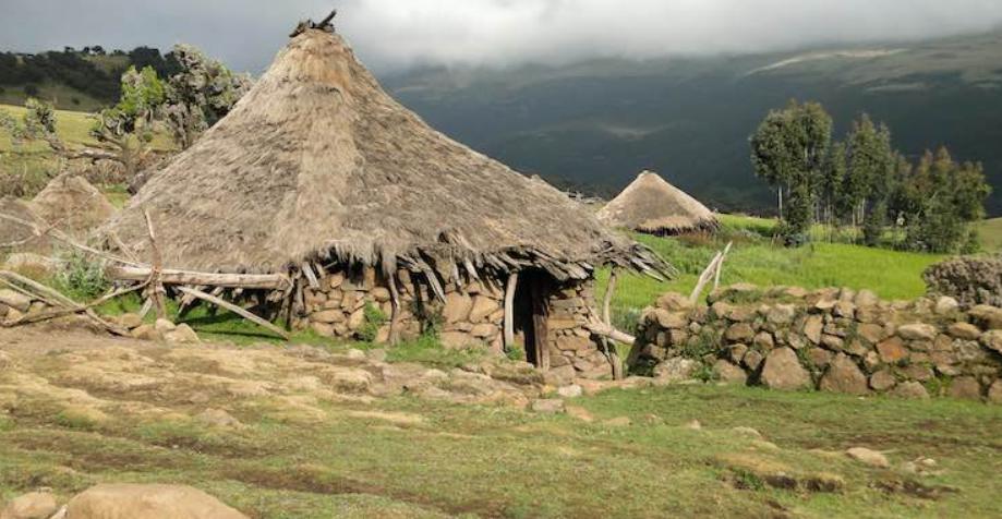 Blanc village